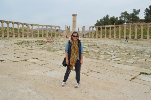 Jerash. Immaculate.